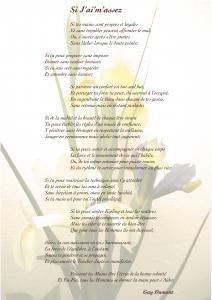 Poeme Site