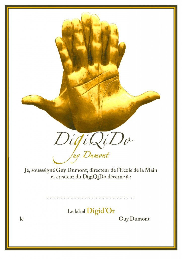 Diplome Digid'Or